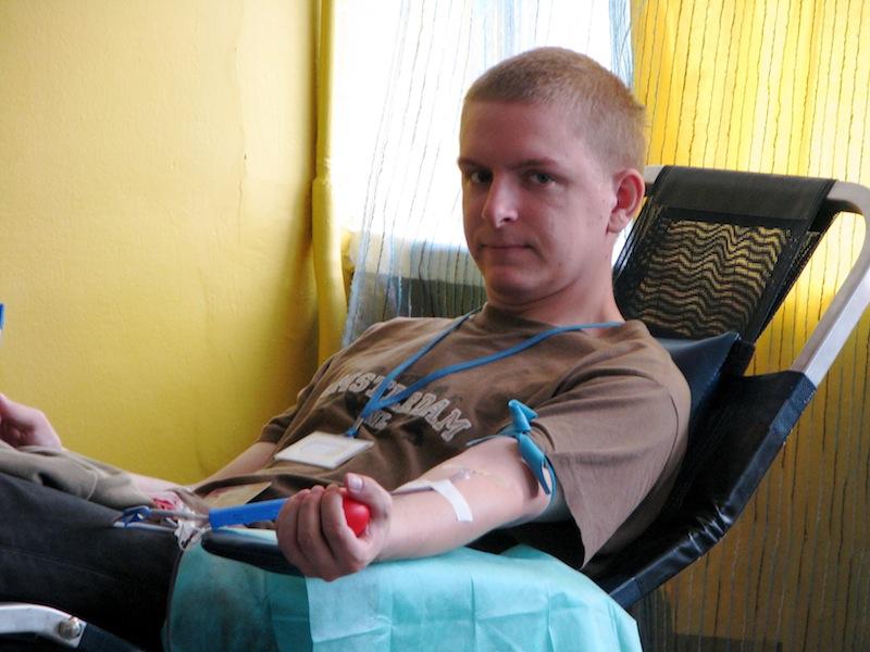 """II tura Akcji Honorowego Krwiodawstwa """"Podziel się krwią"""""""
