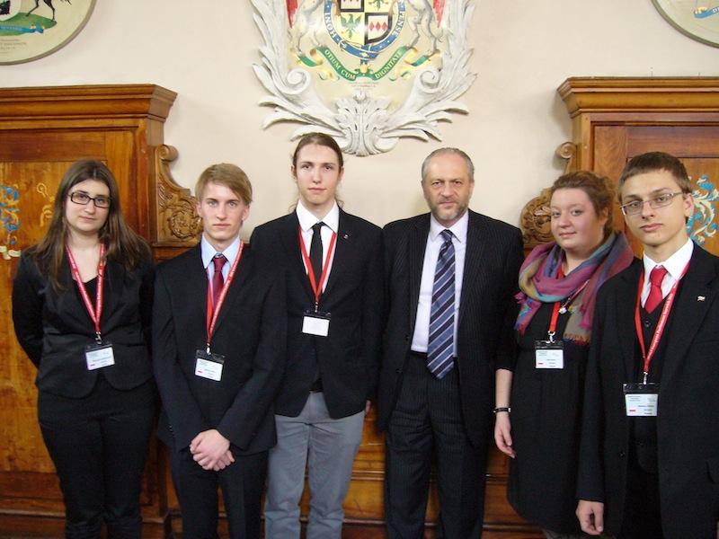 Młodzieżowy Parlament Europejski – Norwich 2013