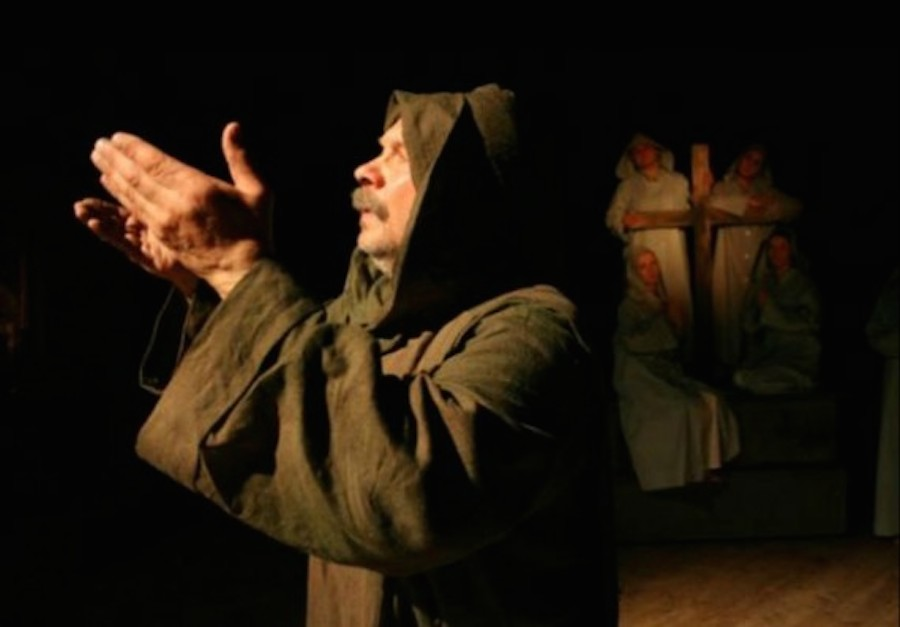 """""""Dziady"""" w Teatrze Palladium"""