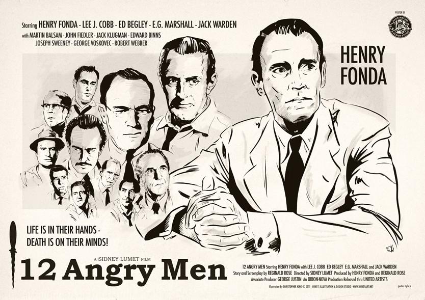 """Nasze filmy – """"Dwunastu gniewnych ludzi"""" i """"Rejs"""""""