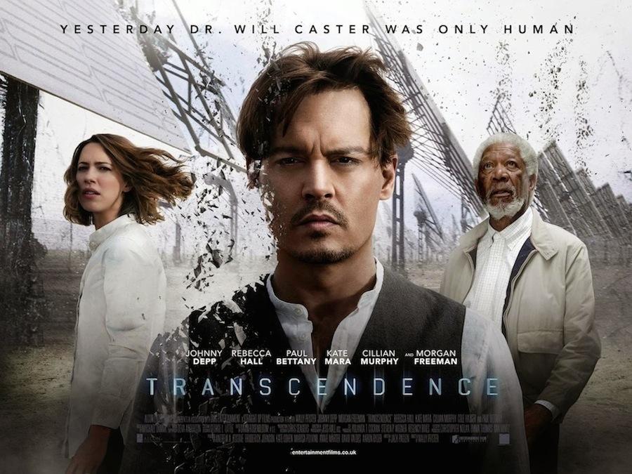 """Nasze filmy – """"Fala"""" i """"Transcendencja"""""""