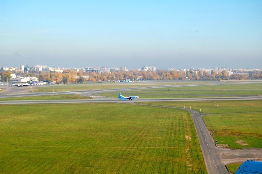 Wizyta w Polskiej Agencji Żeglugi Powietrznej