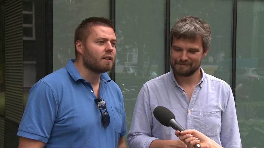 """Zygmunt i Wojciech Miłoszewscy o serialu """"Prokurator"""""""