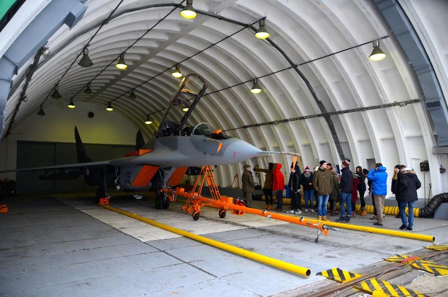 Dzień w 23. Bazie Lotnictwa Taktycznego