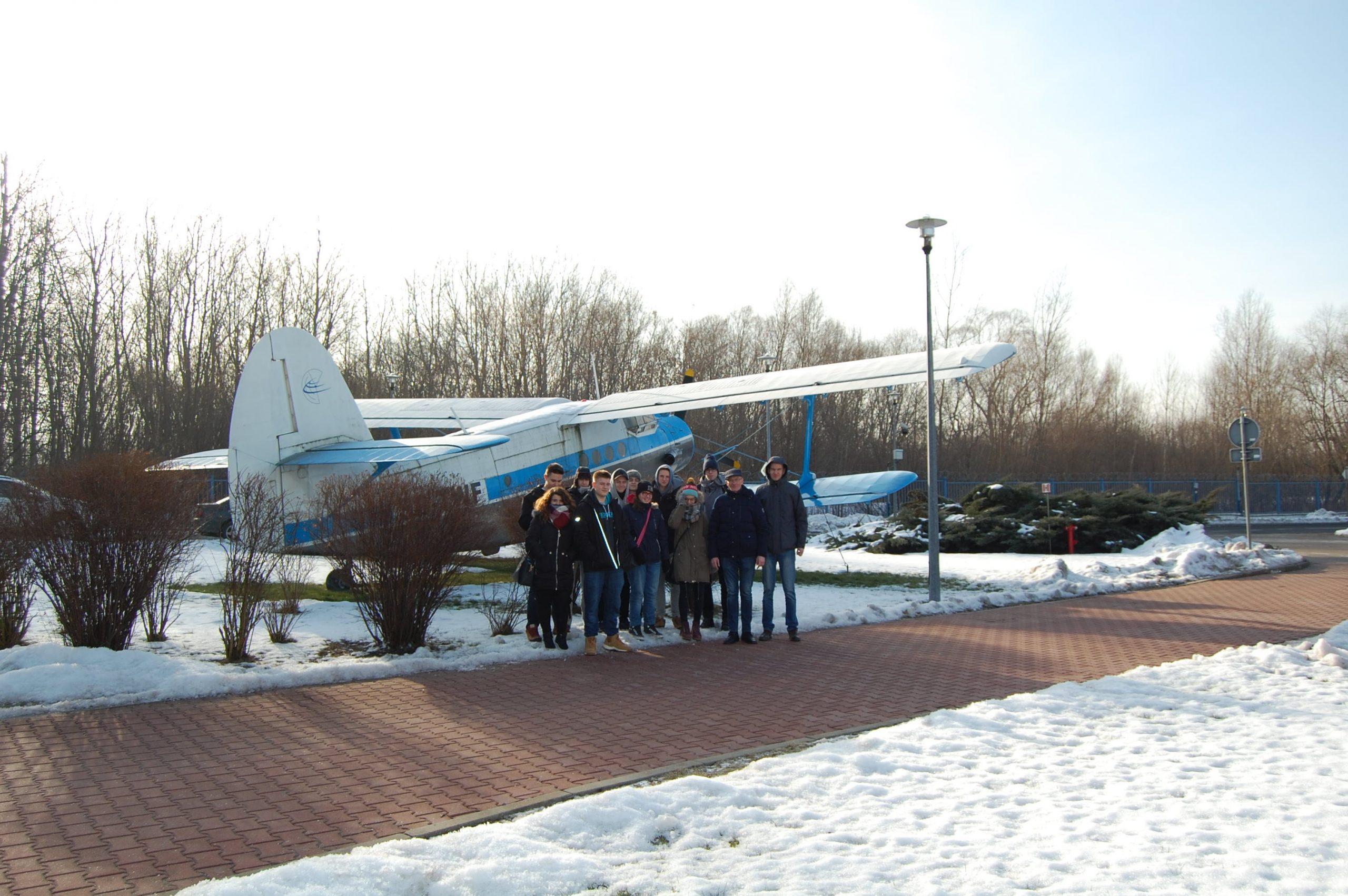 Z wizytą w Polskiej Agencji Żeglugi Powietrznej