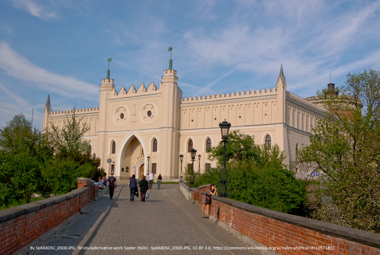 """Wyjazd: """"Z wizytą u Zamoyskich"""" (4-7.V.2021)"""